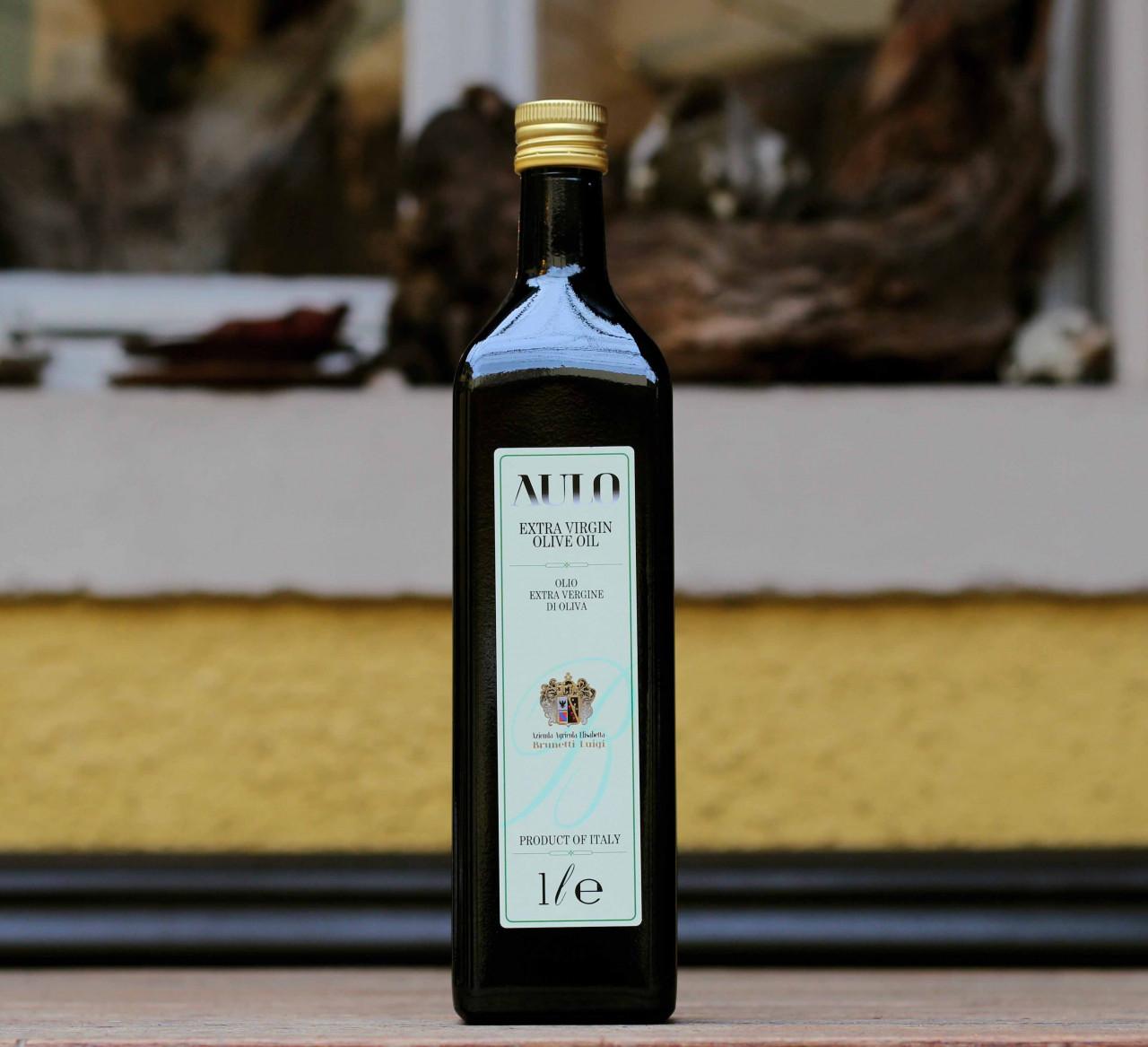 Toskanisches Olivenöl von Luigi Brunetti