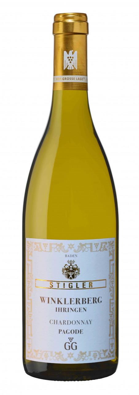 WINKLERBERG Ihringen Chardonnay GG PAGODE VDP.GROSSE LAGE